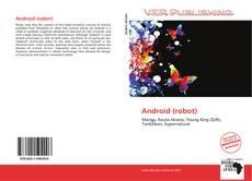 Обложка Android (robot)