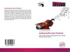 Capa do livro de Jacksonville Jazz Festival