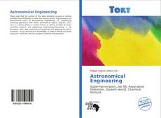 Bookcover of Astronomical Engineering