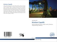 Bookcover of Kristian Capalik