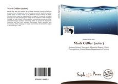 Bookcover of Mark Collier (actor)