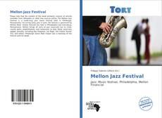 Bookcover of Mellon Jazz Festival