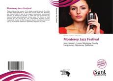 Borítókép a  Monterey Jazz Festival - hoz