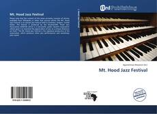 Bookcover of Mt. Hood Jazz Festival