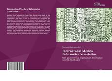 Couverture de International Medical Informatics Association
