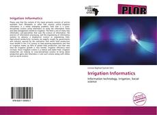 Copertina di Irrigation Informatics
