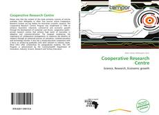 Copertina di Cooperative Research Centre