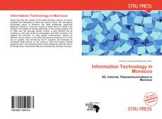 Couverture de Information Technology in Morocco