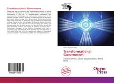 Couverture de Transformational Government