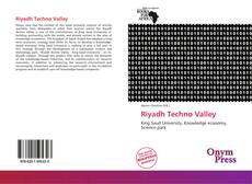 Copertina di Riyadh Techno Valley