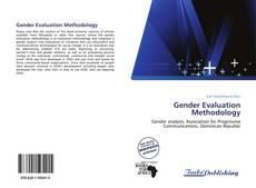 Gender Evaluation Methodology kitap kapağı