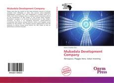 Capa do livro de Mubadala Development Company