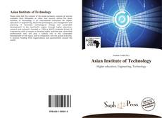 Capa do livro de Asian Institute of Technology