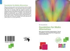 Bookcover of Foundation for Media Alternatives