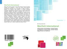 ManTech International的封面