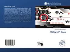 Обложка William P. Egan