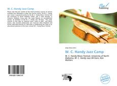 W. C. Handy Jazz Camp的封面