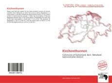 Buchcover von Kirchenthurnen