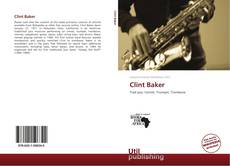 Bookcover of Clint Baker