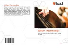 Bookcover of William Thornton Blue