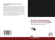 Buchcover von German National Library of Science and Technology