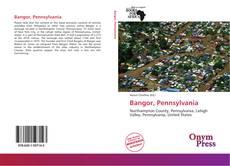 Capa do livro de Bangor, Pennsylvania