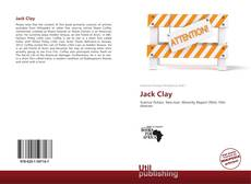Bookcover of Jack Clay