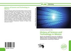 Portada del libro de History of Science and Technology in Mexico