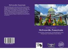 Bookcover of McEwensville, Pennsylvania