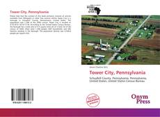 Buchcover von Tower City, Pennsylvania