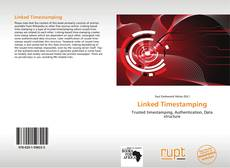 Bookcover of Linked Timestamping