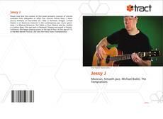 Capa do livro de Jessy J