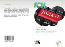 Capa do livro de Jazz Mafia