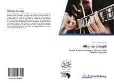 Capa do livro de Alfonso Joseph