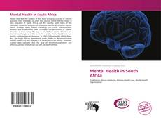 Copertina di Mental Health in South Africa