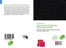 Couverture de Macintosh 128K/512K Technical Details