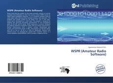Portada del libro de WSPR (Amateur Radio Software)