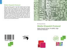 Capa do livro de Media Dispatch Protocol