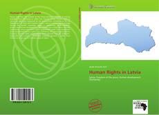 Human Rights in Latvia的封面