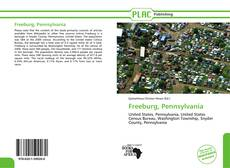 Capa do livro de Freeburg, Pennsylvania