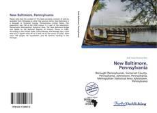 Capa do livro de New Baltimore, Pennsylvania