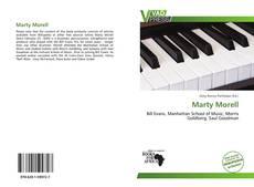 Capa do livro de Marty Morell