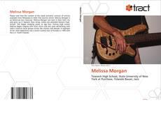 Capa do livro de Melissa Morgan