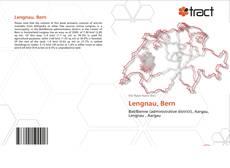 Capa do livro de Lengnau, Bern
