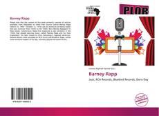 Couverture de Barney Rapp