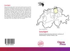 Buchcover von Leuzigen