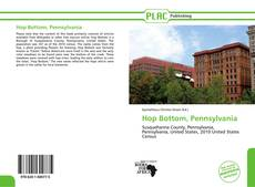 Portada del libro de Hop Bottom, Pennsylvania