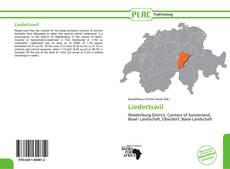 Portada del libro de Liedertswil