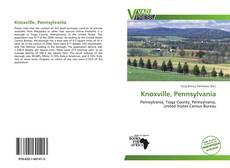 Portada del libro de Knoxville, Pennsylvania