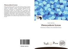 Bookcover of Photosynthesis System